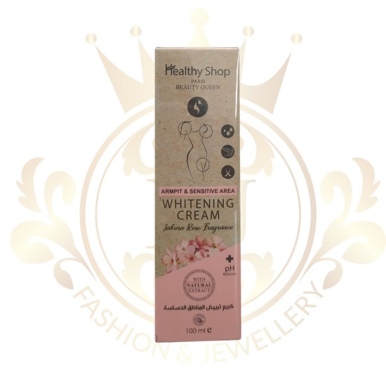 Healthy shop Armpit and sensitive area Whittening Cream